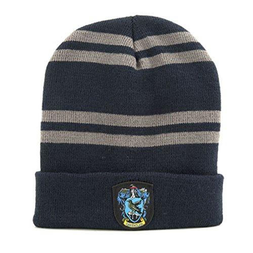 berretto-cappello-harry-potter-casa-corvonero-originale-beanie-ufficiale-ravenclaw