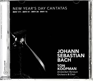 NEW YEAR'S DAY CANTATAS