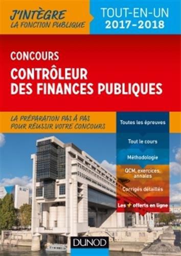 concours-controleur-des-finances-publiques-tout-en-un-2017-2018