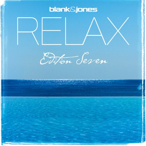 Blank & Jones: Relax Edition 7 (Seven)-Deluxe Hardcover Box (Audio CD)