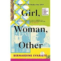 Girl Woman Other (inglés) -- Premio Booker 2019