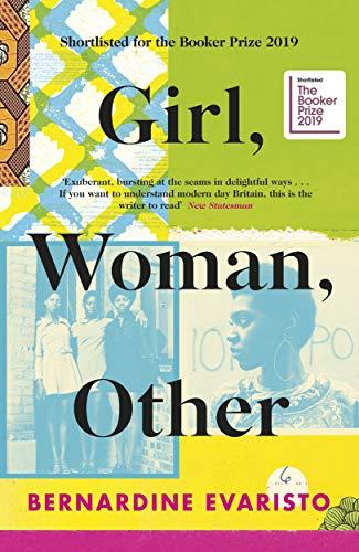 Girl, Woman, Other (inglés): Premio Booker 2019