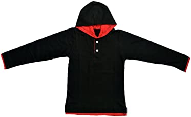 Finger's Kids Button Down Sweatshirt/Hoodie