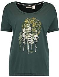 O 'Neill Women's Peaceful Pines T-Shirt Tees, Womens, Peaceful pines t-shirt