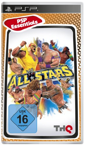 Psp Wwe Spiele (WWE Allstars [Essentials])