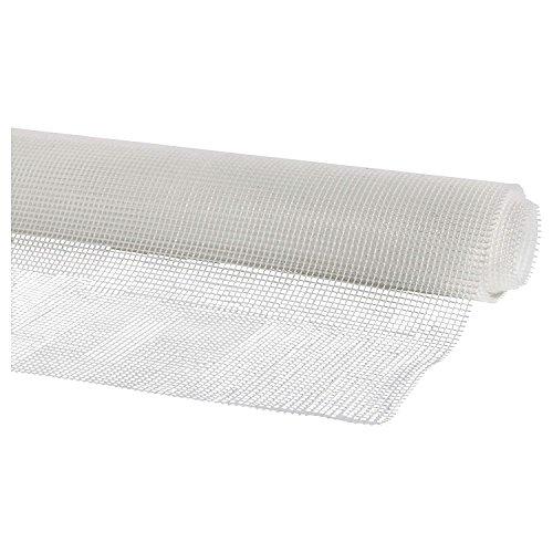 Rutschfeste Sicherheit Matte Rutschfeste unter Teppich Gummi-Unterlage 50x 67cm für Bad-Teppiche von Allure Bath Fashions