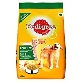 Pedigree Puppy Dog Food Milk & Vegetables, 1.2 kg Pack