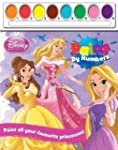 Disney Princess Paint by Numbers (Pai...