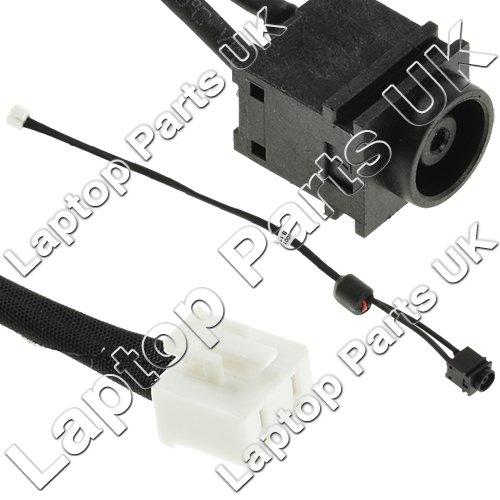 SONY Vaio VGN-N series DC Power Jack, Conector de Alimentación, Enchufe, Conector de puerto con el cable p/n: 073-0001-2492-A