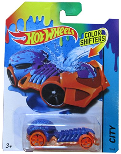 2015 Hot Wheels Color Shifters 18/48 Skull Crusher by Hot Wheels