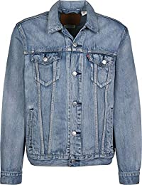 Levi's The Trucker Jacket, Giacca in Jeans Uomo