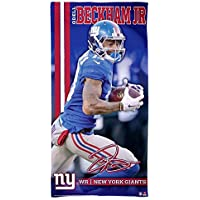 WinCraft Odell Beckham Jr. New York Giants NFL Strandtuch