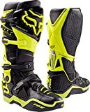 Fox Racing Motocross Instinct Yellow Boots Gr. 41