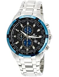 Casio Edifice Chronograph Blue Dial Men's Watch - EF-539D-1A2VDF (ED462)