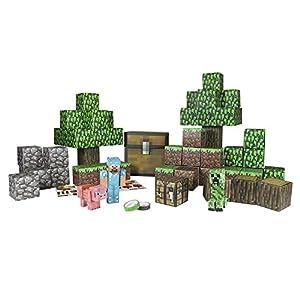 Minecraft – Falt-Papier 90-teilig