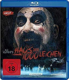 Haus der 1000 Leichen / Uncut [Blu-ray]