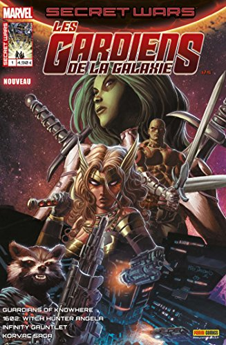 Secret Wars : Les Gardiens de la galaxie