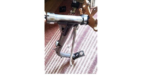 Simson Endurostreben Edelstahl Simson S51 Tuning Enduro Rahmenteile Verst/ärkung
