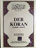 Der Koran arabisch-deutsch A5 Paperback