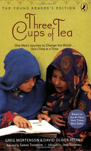 Three Cups of Tea (Young Reader's Edition)