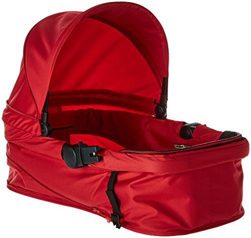 Second Siege Canopy pour Poussette Phil & Teds Voyager Red