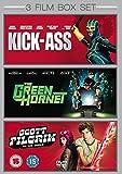 Kick-Ass/Scott Pilgrim Vs. The World/The Green Hornet [Edizione: Regno Unito]