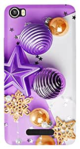 WOW 3D Printed Designer Mobile Case Back Cover For Lava Iris X8