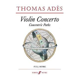 Violin Concerto: (Score) (Faber Edition Faber Edition)