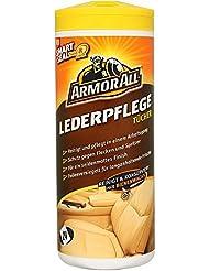 ARMOR ALL Lederpflegetücher 24 Stk. GAA39024GE für Ledersitze, Gepäckstücke, Möbel und mehr