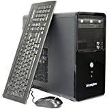 Zoostorm 7877-1022 Value Core PC (Intel Core i3-2120, 8GB RAM, 500GB HDD, DVDRW, No Operating System)