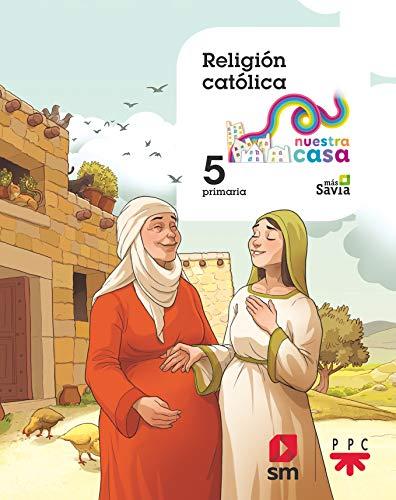 Religión católica. 5 Primaria. Nuestra casa por Inmaculada García García