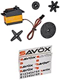 SAVOX sc-1258tg Super Speed Titan Gear Standard Digital Servo