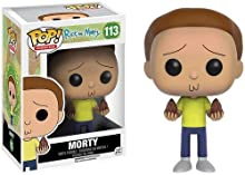 Funko- Pop Bobble Rick Personaggio Morty, 9016