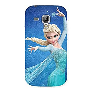 Cute Angel And Cutness Back Case Cover for Galaxy S Duos
