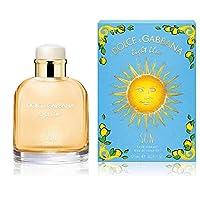 Light Blue Sun Pour Homme by Dolce & Gabbana - perfume for men - Eau de Toilette, 125ml