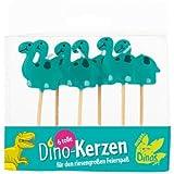 Moses 40164 Dino Geburtstagskerzen