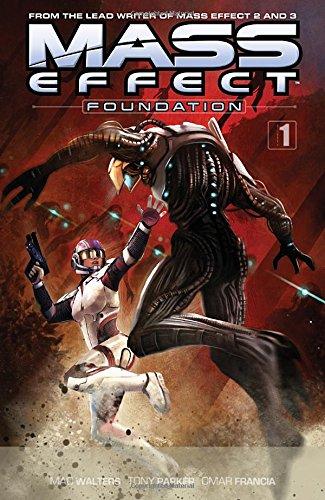 Mass Effect: Foundation Volume 1