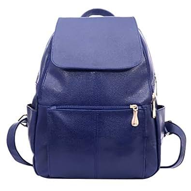 cerui sac dos sac bandouli re travail pour femme sac main bandouli re bleu. Black Bedroom Furniture Sets. Home Design Ideas