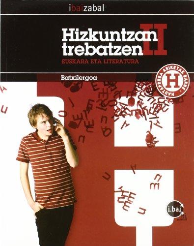 Hizkuntzan Trebatzen II -DBHO 1+2- por Itziar Arrizabalaga