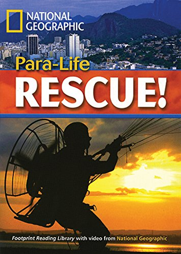 Para-Life Rescue! (Footprint Reading Library: Level 5)