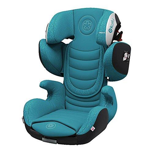 Preisvergleich Produktbild kiddy 41553GF034 Autositz Cruiserfix 3 010 Ocean Petrol, blau