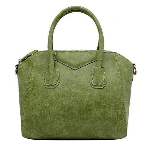 Schultertasche Diagonal Handschale Stadtstreicherin Fashion,Fruitgreen