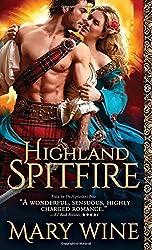 Highland Spitfire (Highland Weddings) by Mary Wine (2016-02-02)