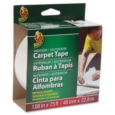 duck-indoor-outdoor-double-sided-carpet-tape-188quot-width-x-75-ft-length-fiberglass-adhesive-perman