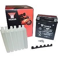 YUASA BATERIA YTX7L-BS AGM abierto - con paquete de ácido