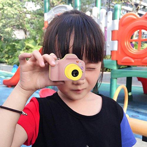 Hunpta Mini Full HD 1080P Micro Kamera Digital DVR Video Voice Recorder für Kinder (Rosa) Micros Dvr Digital Video Recorder