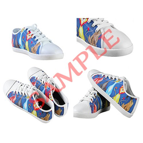 Dalliy Floral Flower Men's Canvas shoes Schuhe Lace-up High-top Sneakers Segeltuchschuhe Leinwand-Schuh-Turnschuhe E