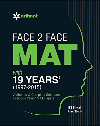 Face 2 Face MAT with 19 Years' (1997-2015) - Topicwise Analysis &...