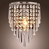 LightInTheBox Modern/Contemporary Semi Circular Wall light Wall Washers in Crystal Feature