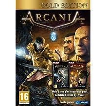 Arcania - Gold Edition (PC DVD) [Importación inglesa]